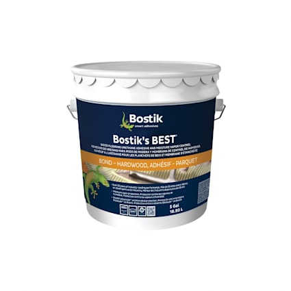 5 Gallon Bostik's Best Adhesive