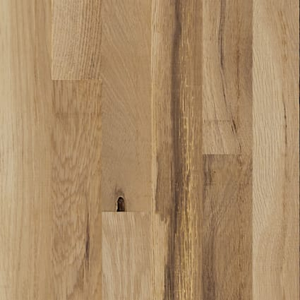 3/4 in. x 2.25 in. White Oak Unfinished Solid Hardwood Flooring