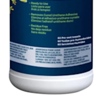 Ultimate Urethane Remover Towels