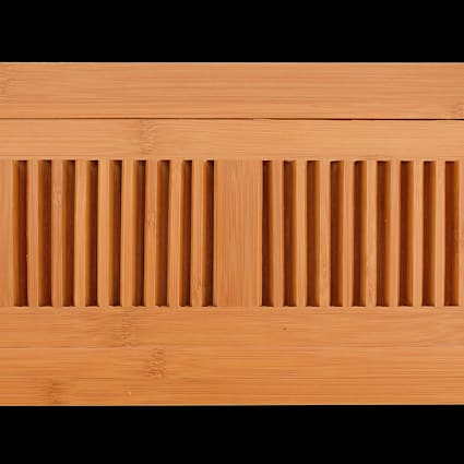 "4"" x 10"" Drop In PR Bamboo Grill"