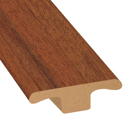 Boa Vista Brazilian Cherry Laminate 1.75 in wide x 7.5 ft Length T-Molding