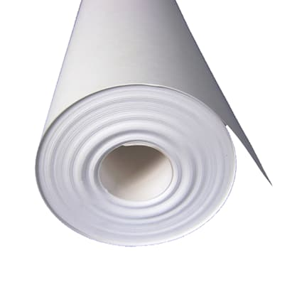 White Silicone Vapor Paper 400 Sq Ft