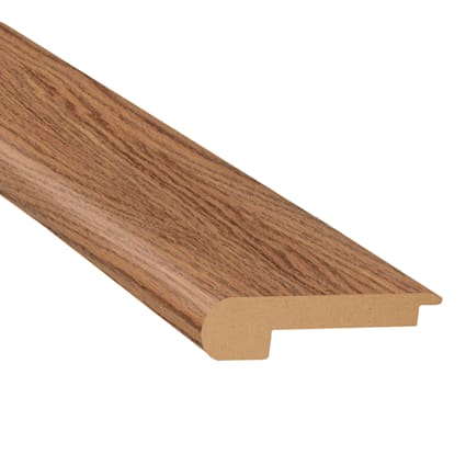 Cinnabar Oak Laminate 2.3 in wide x 7.5 ft Length Stair Nose