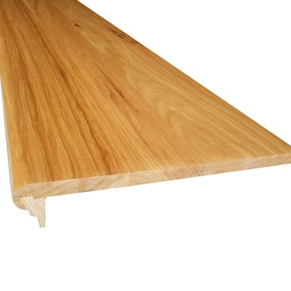 Prefinished Hickory 5/8 in thick x 11.5 in wide x 36 in Length Tread