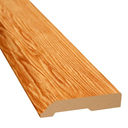 Hot Springs Hickory Laminate 3.25 in wide x 7.5 ft Length Baseboard
