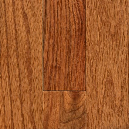 3/4 in. x 2.25 in. Classic Gunstock Oak Solid Hardwood Flooring