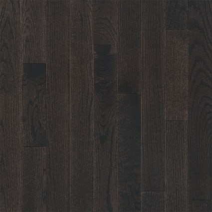 3/4 in. x 3.25 in. Espresso Oak Solid Hardwood Flooring