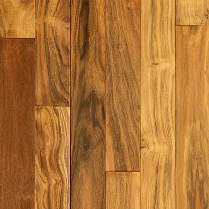 3/4 in. x 3.25 in. Natural Patagonian Rosewood Solid Hardwood Flooring