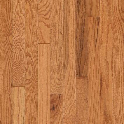 3/4 in. x 3.25 in. Butterscotch Oak Solid Hardwood Flooring