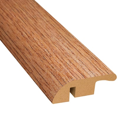Crystal Springs Hickory Laminate 1.56 in wide x 7.5 ft Length Reducer