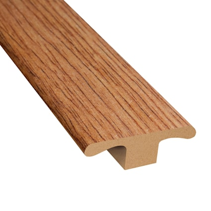 Crystal Springs Hickory Laminate 1.75 in wide x 7.5 ft Length T-Molding