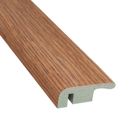 Crystal Springs Hickory Laminate 1.374 in wide x 7.5 ft Length End Cap