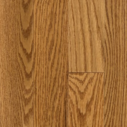 3/4 in. x 3.25 in. Buttercup Oak Rustic Solid Hardwood Flooring