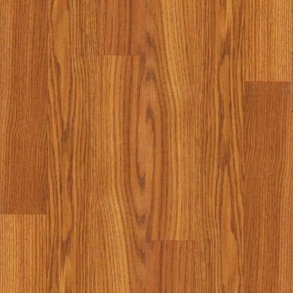 8mm+pad Cinnabar Oak Laminate Flooring 8.07 in. Wide x 47.64 in. Long