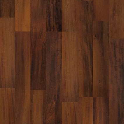 8mm+pad Bronzed Brazilian Acacia Laminate Flooring 8.07 in Wide x 47.64 in. Long