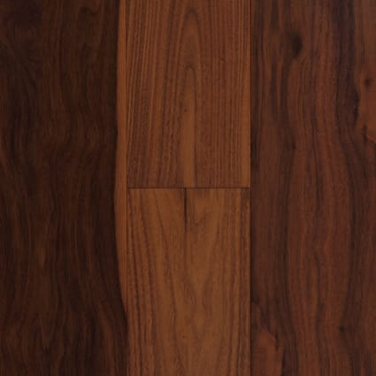 3/4 in. x 5in. Matte American Walnut Solid Hardwood Flooring