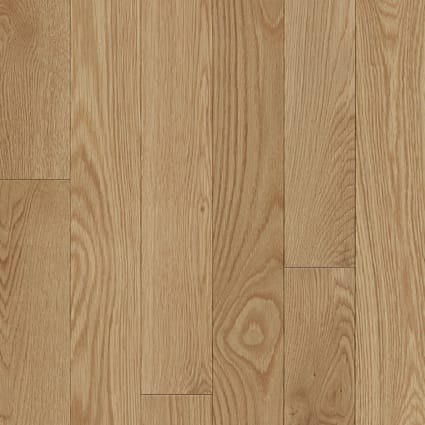 3/4 in. x 3.25 in. Select White Oak Solid Hardwood Flooring