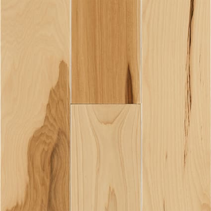 3/4 in. x 4 in. Natural Hickory Solid Hardwood Flooring