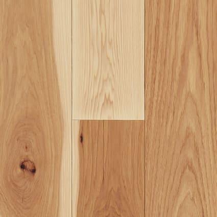 Natural Hickory Solid Hardwood Flooring, 3 4 Inch Wood Flooring