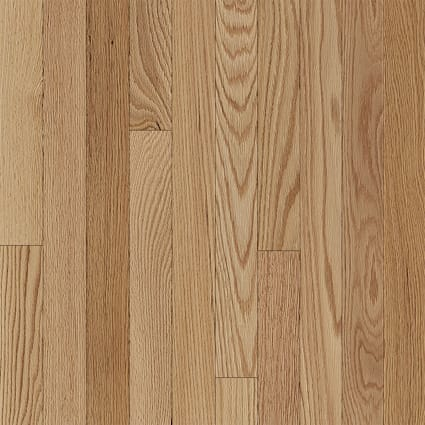 3/4 in. x 2.25 in. Select Red Oak Solid Hardwood Flooring