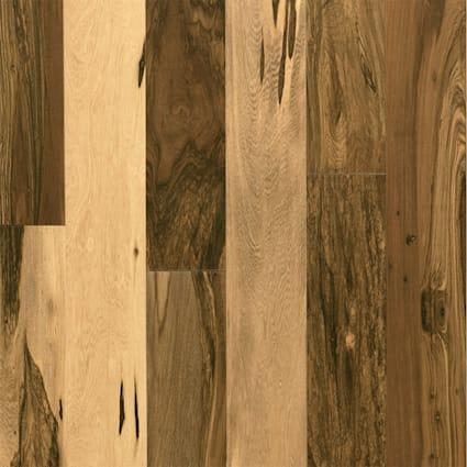 3/4 in. x 4 in. Matte Brazilian Pecan Natural Solid Hardwood Flooring