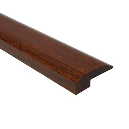 Prefinished Brazilian Cherry Hardwood 5/8 in thick x 2 in wide x 78 in Length Threshold