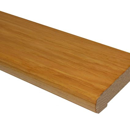 "3/4"" x 3-1/8"" x 78"" Hickory Stair Nose"