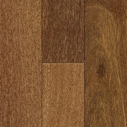 3/4 in. x 3 1/4 in. Matte Brazilian Chestnut Solid Hardwood Flooring