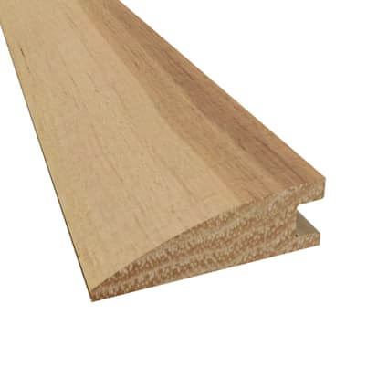 Prefinished Matte Hickory Hardwood 3/4 in thick x 2.25 in wide x 78 in Length Reducer