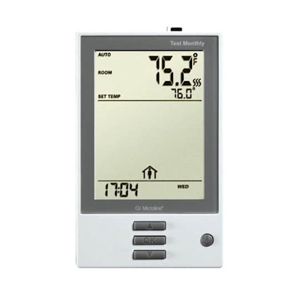 QuietWarmth Programmable Thermostat