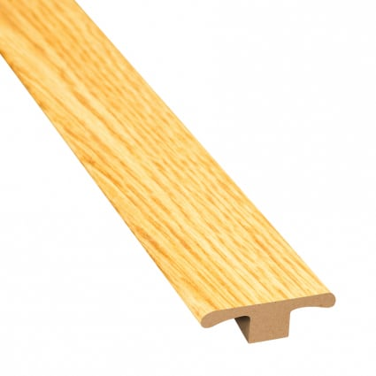 Select Red Oak Laminate 1.75 in wide x 7.5 ft Length T-Molding
