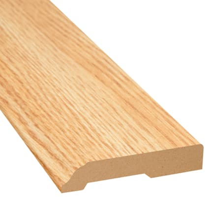 Select Red Oak  Laminate 3.25 in wide x 7.5 ft Length Baseboard