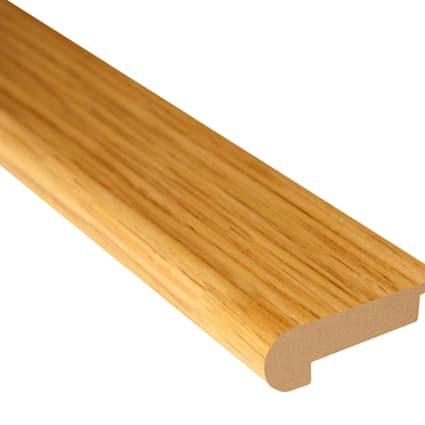 Fairfield County Hickory Laminate 2.3 in wide x 7.5 ft Length Stair Nose