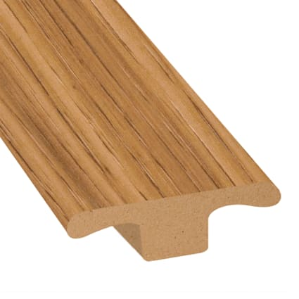 Fairfield County Hickory Laminate 1.75 in wide x 7.5 ft Length T-Molding
