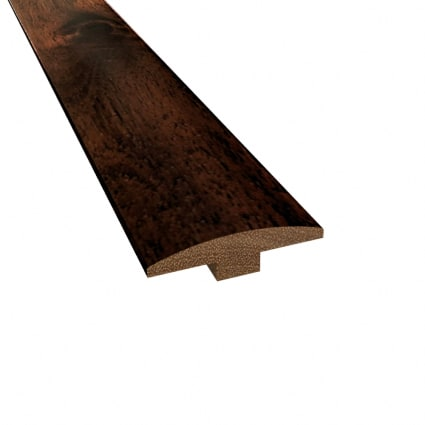 Prefinished Hazelnut Acacia Hardwood 1/4 in thick x 2 in wide x 78 in Length T-Molding