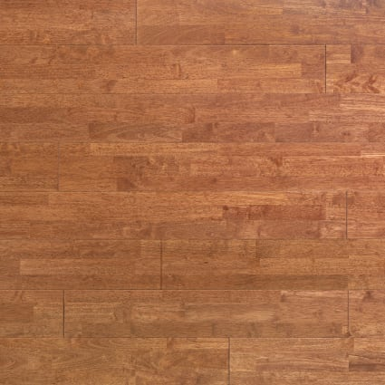 3/4 in. x 6 in. Copper Hevea Solid Hardwood Flooring