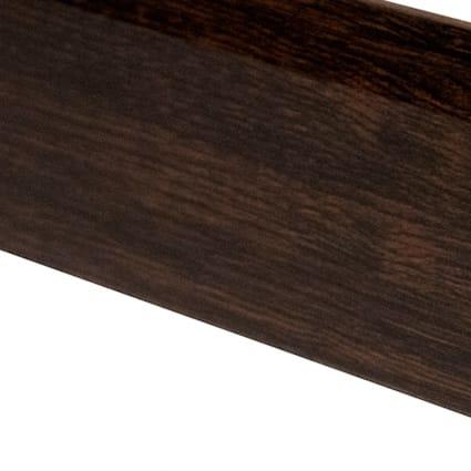 Cascade Falls Oak Laminate 3.25 in wide x 7.5 ft Length Baseboard