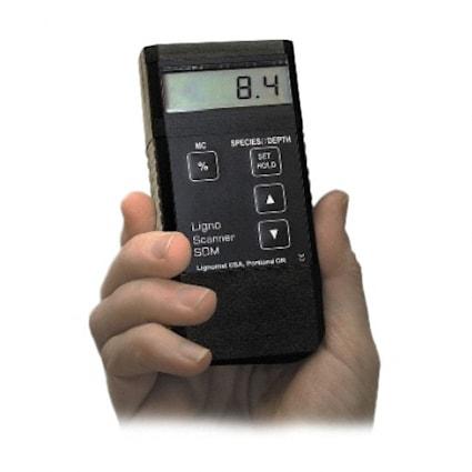 Ligno-Scanner SDM Moisture Meter