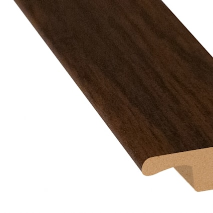 Riverside Hickory Laminate 1.75 in wide x 7.5 ft Length T-Molding