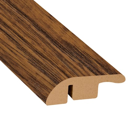 Amber Hickory Laminate 1.56 in wide x 7.5 ft Length Reducer