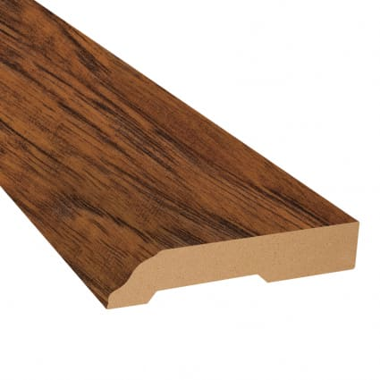 Amber Hickory Laminate 3.25 in wide x 7.5 ft Length Baseboard