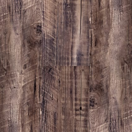 5mm Rustic Reclaimed Oak Luxury Vinyl Plank Flooring 6 in. Wide x 48 in. Long