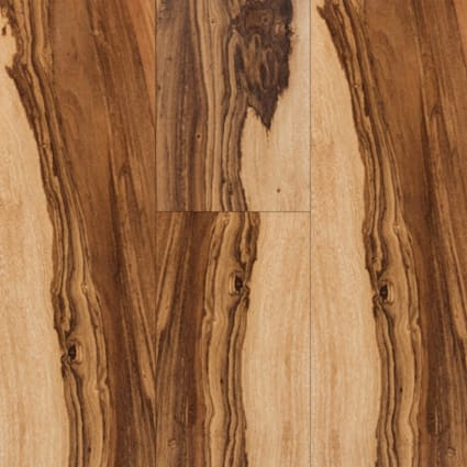 36 in. x 6 in. Elegant Wood Brazilian Pecan Porcelain Tile