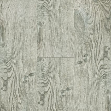 36 in. x 6 in. Oceanside Oak Gray HD Porcelain Tile