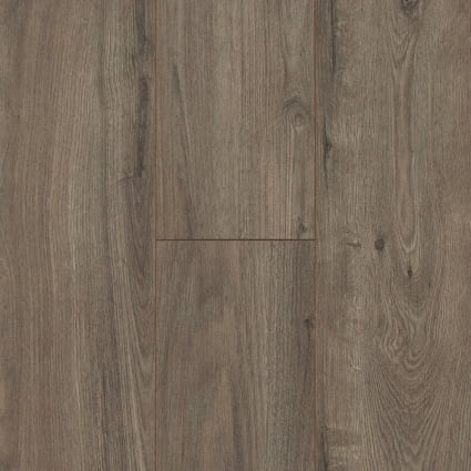 8mm Pewter Oak Laminate Flooring 7.64 in. Wide x 50.63 in. Long