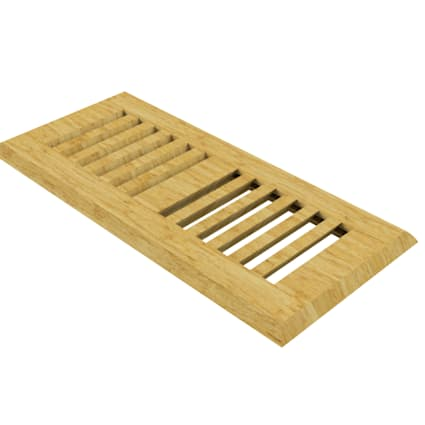 """4"""" x 10"""" Natural Strand Drop In Grill"""