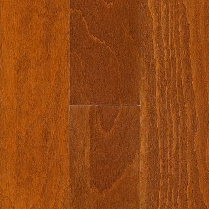 3/8 in. x 5 in. Gunstock Beech Engineered Hardwood Flooring