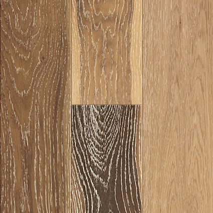 3/8 in. x 6-3/8 in. Vintage French Oak Distressed Engineered Hardwood Flooring