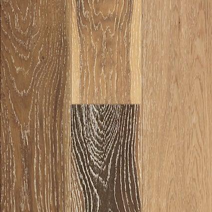 3/8 in. x 6-3/8 in. Vintage French Oak Distressed Engineered Hardwood Flooring