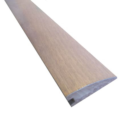 Prefinished Pebble Island Birch Hardwood 3/4 in thick x 2.25 in wide x 78 in Length Reducer